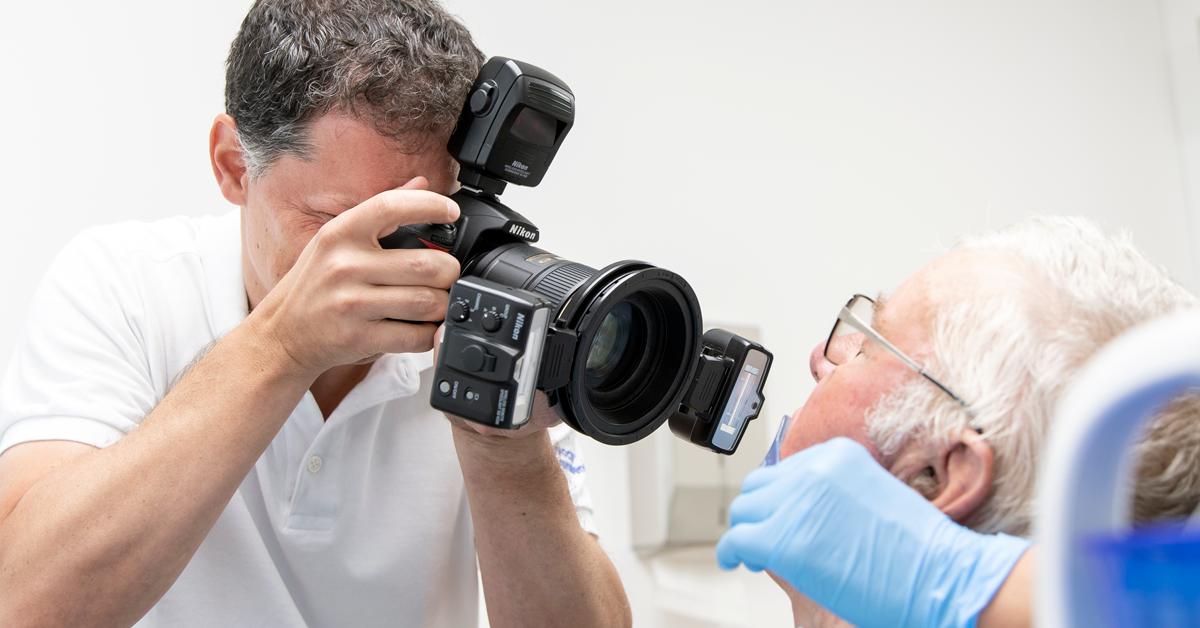 La utilidad de lo que revela la fotografía dental