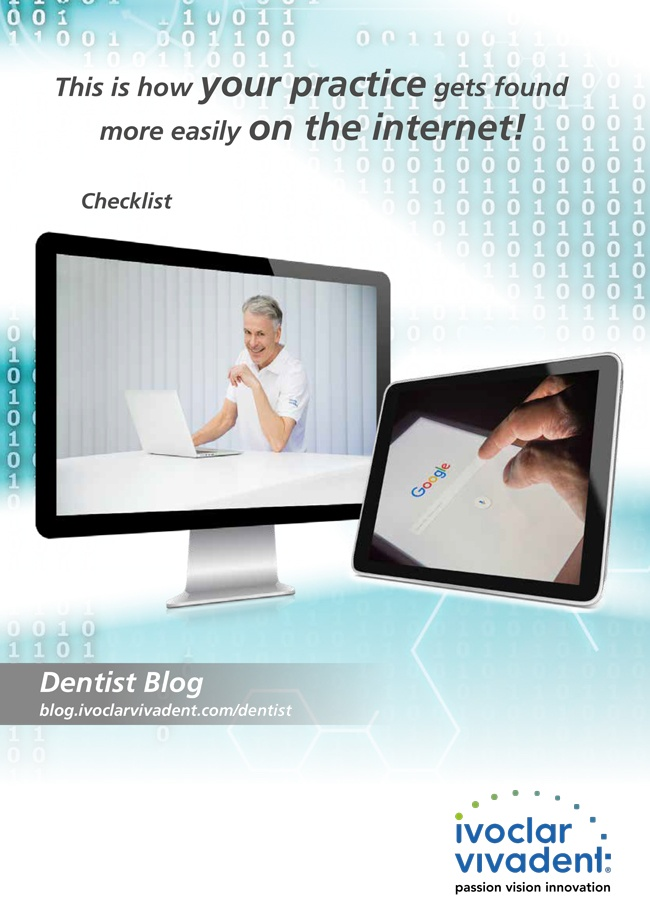 Checklist: Practice marketing on the internet