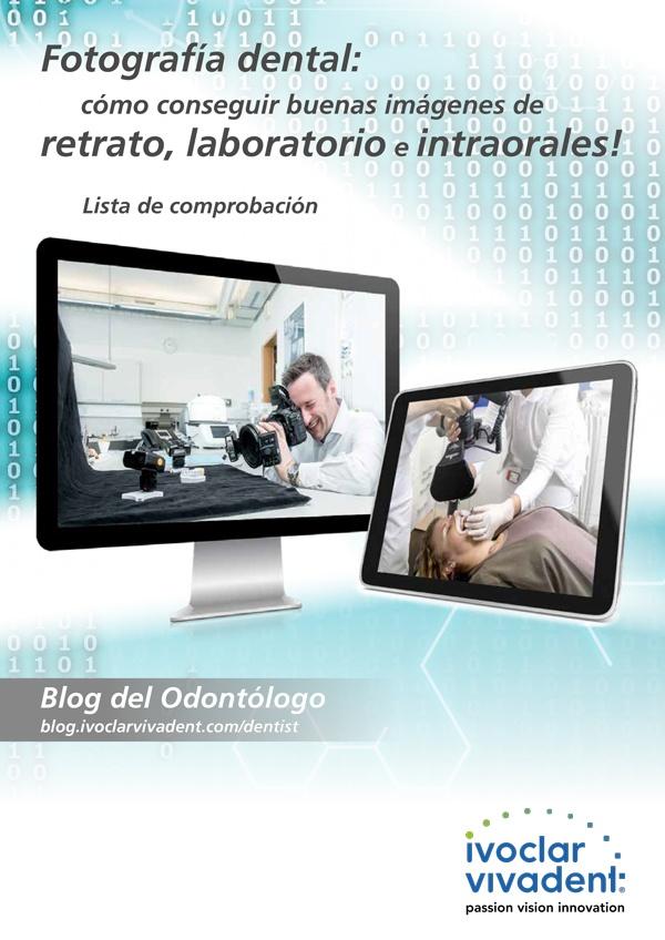 Fotografía dental: retrato, laboratorio e intraorales!