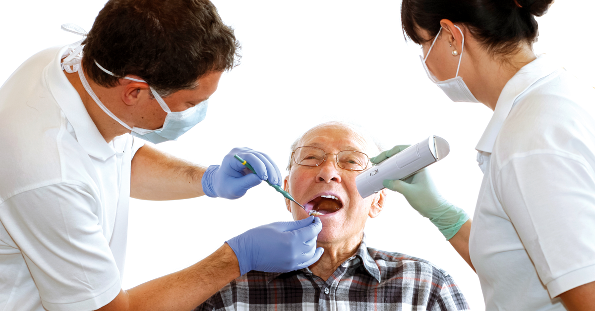 Professional Care solutions for dental wellness