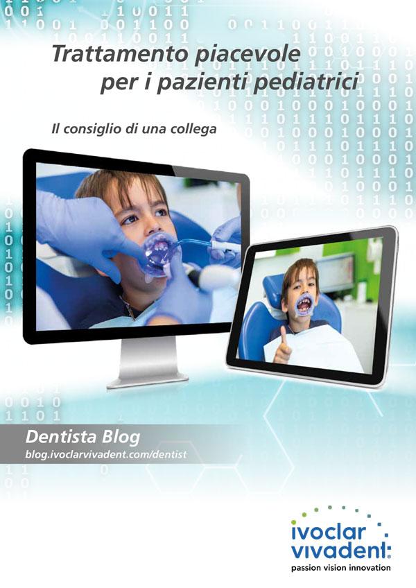 Isolamento efficiente del campo operatorio nei pazienti pediatrici