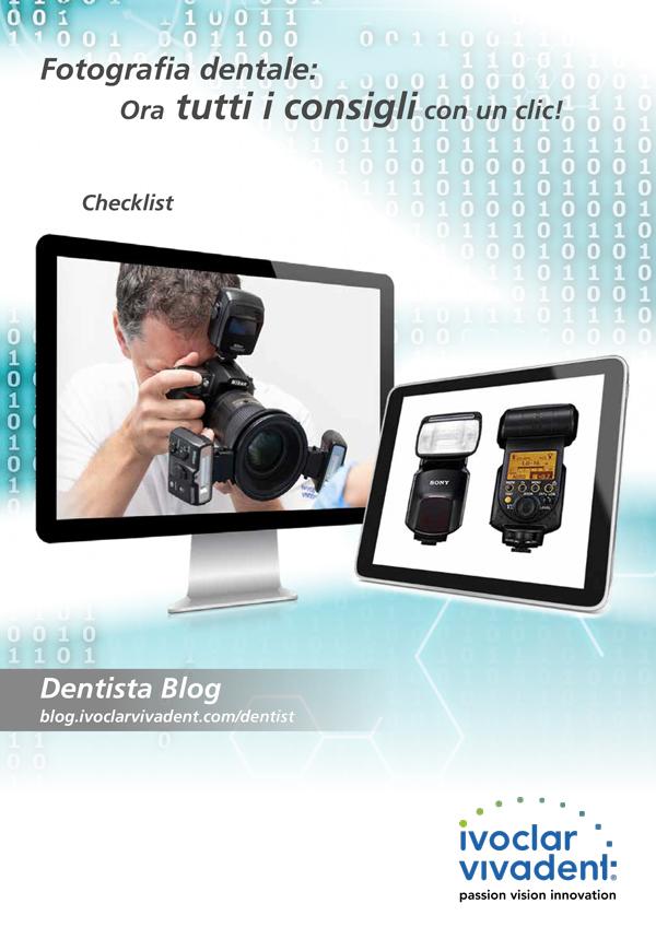Fotografia dentale: Ora tutti i consigli con un clic