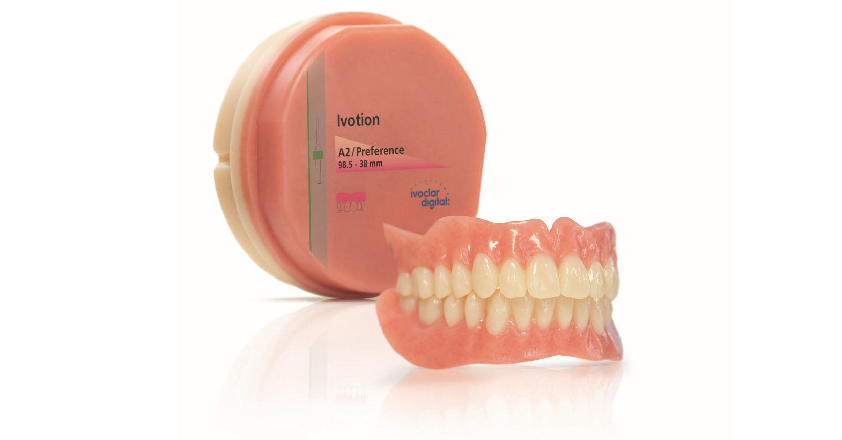Ivotion – the technology that's disrupting digital dentures